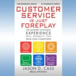 Customer Service Is Just Foreplay Book Cover