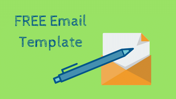 free recruiting email template